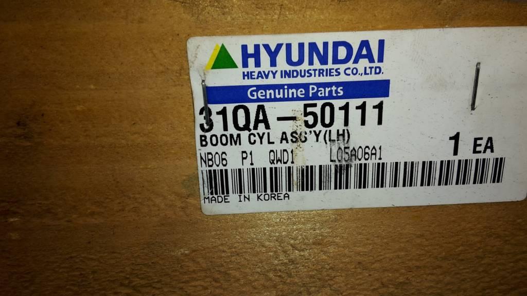 Hyundai R380 cilinder, Hydraulics, Grondverzet en bouwmachines