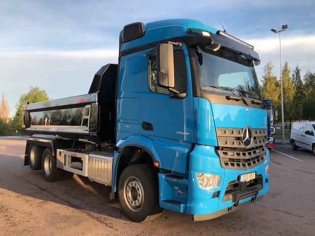 Mercedes-Benz Arocs 2845, Tippbilar, Transportfordon