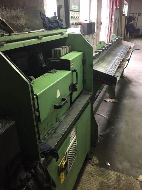 [Other] VARNAS Varo Wire Straightener Machine, Pozostały sprzęt budowlany, Maszyny budowlane