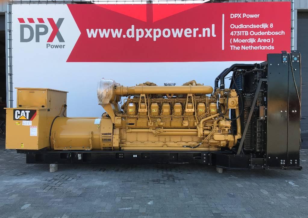 Caterpillar 3516B - 2.250 kVA Generator - DPX-25033, Diesel generatoren, Bouw