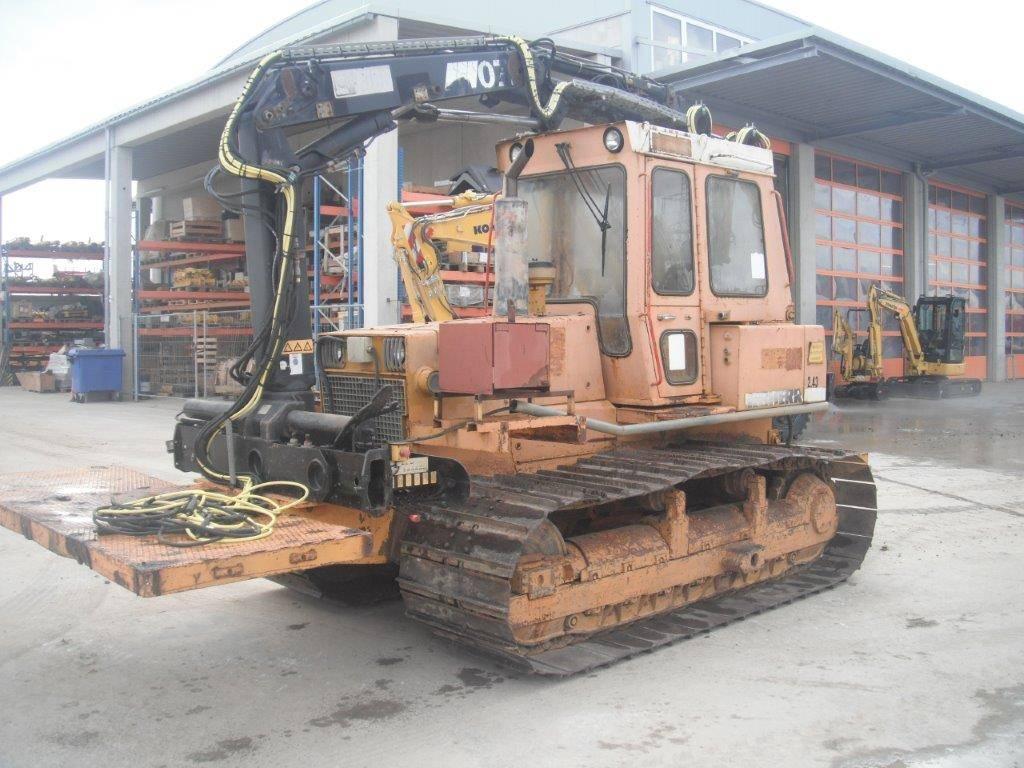 Liebherr 721CM, Other, Construction Equipment
