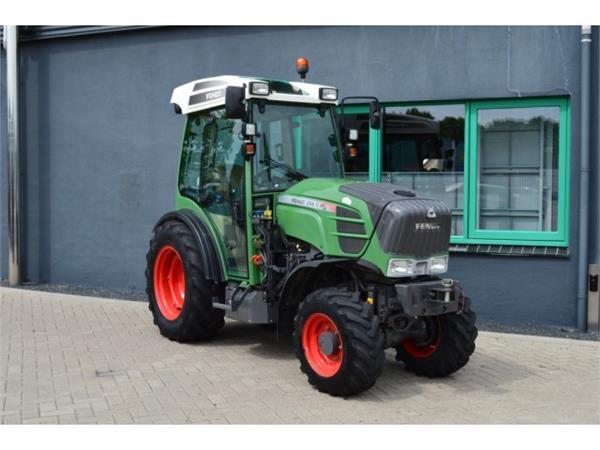 Fendt 209 VA Vario Smalspoortractor, Tractoren, Landbouw