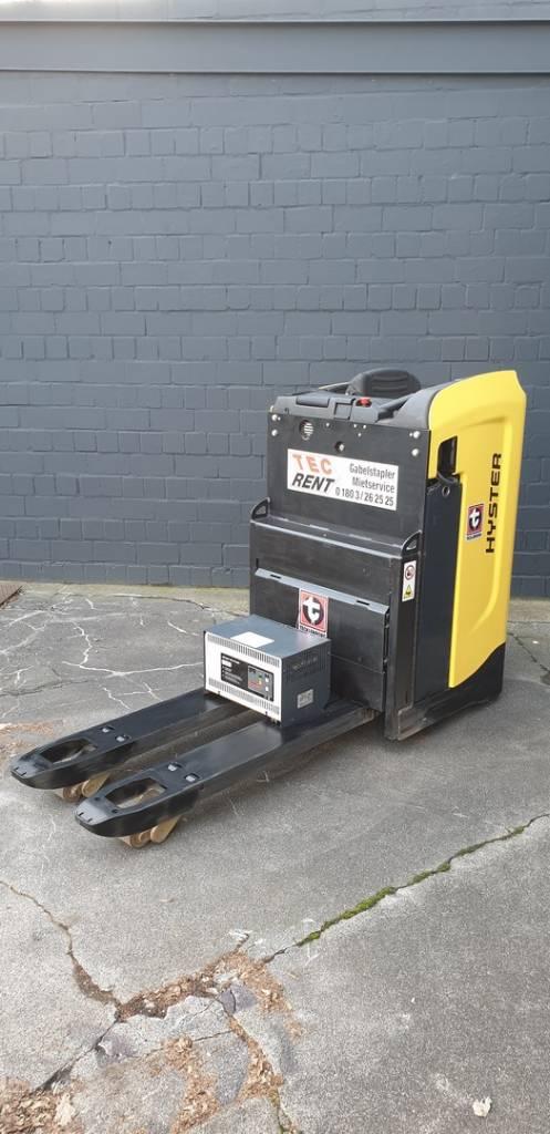 Hyster RP2.5N, Low lift order picker, Material Handling