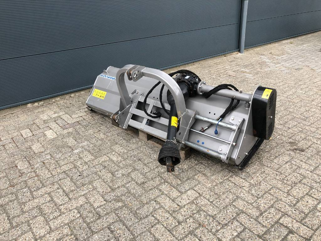 Jansen EFGCH 220, Mower-conditioners, Agriculture