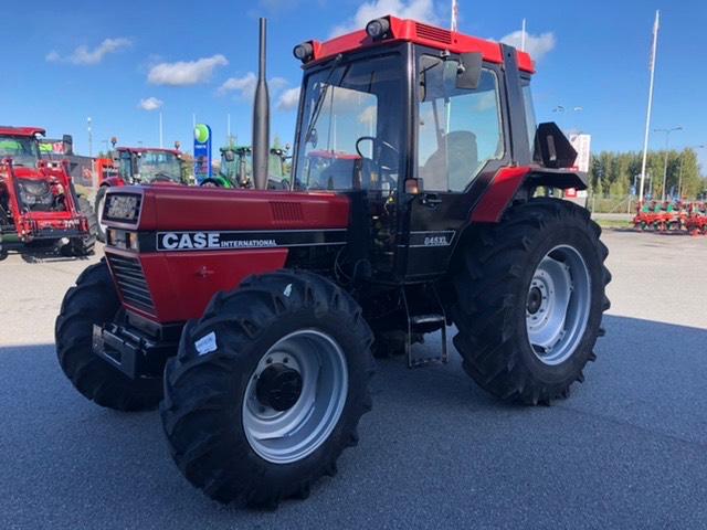 Case IH 845 XL. MYYTY, Traktorit, Maatalous