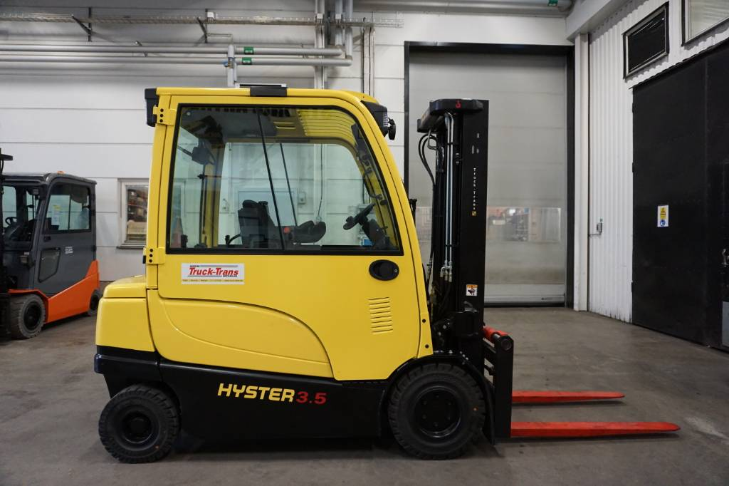 Hyster J3.5XN, Electric counterbalance Forklifts, Material Handling