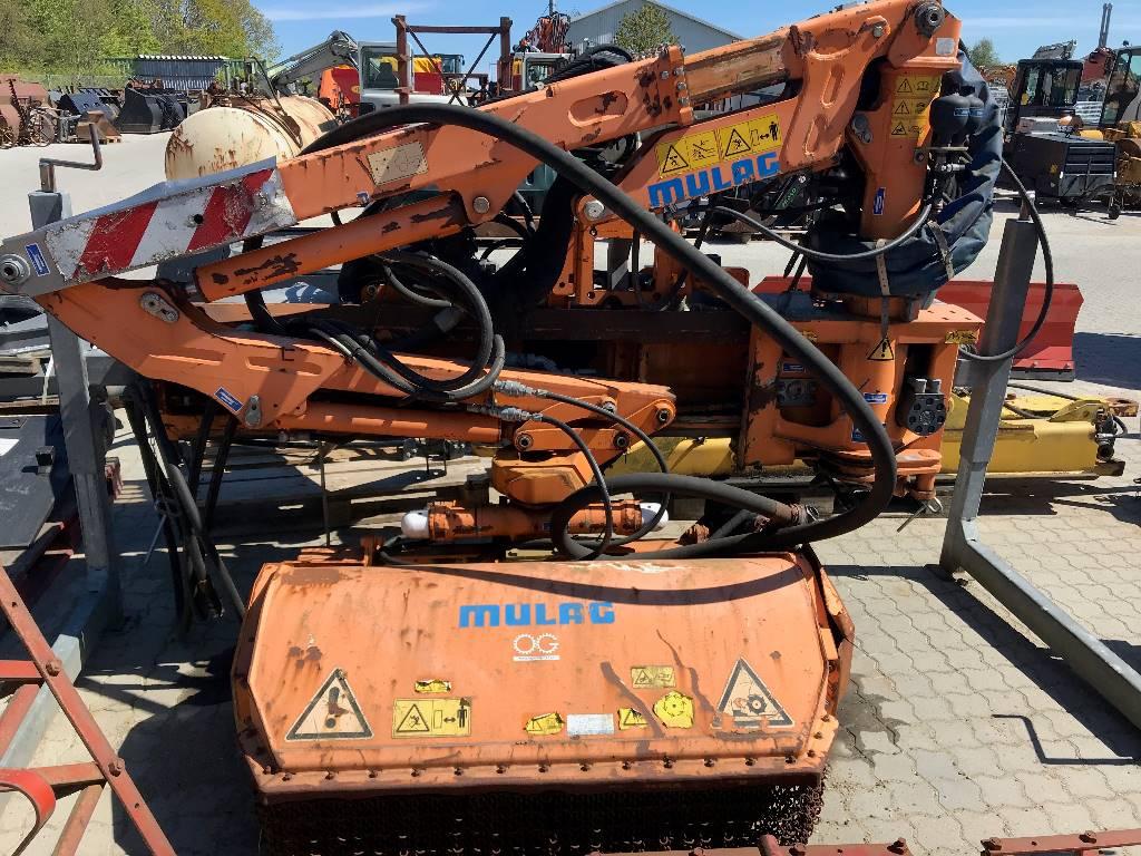 [Other] mulac mk1200 rabatklipper, Traktorklippere, HAVE OG PARK