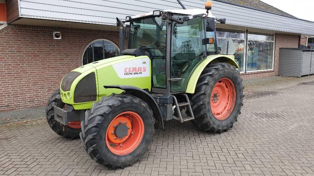 CLAAS Celtis 426 RX, Tractors, Agriculture