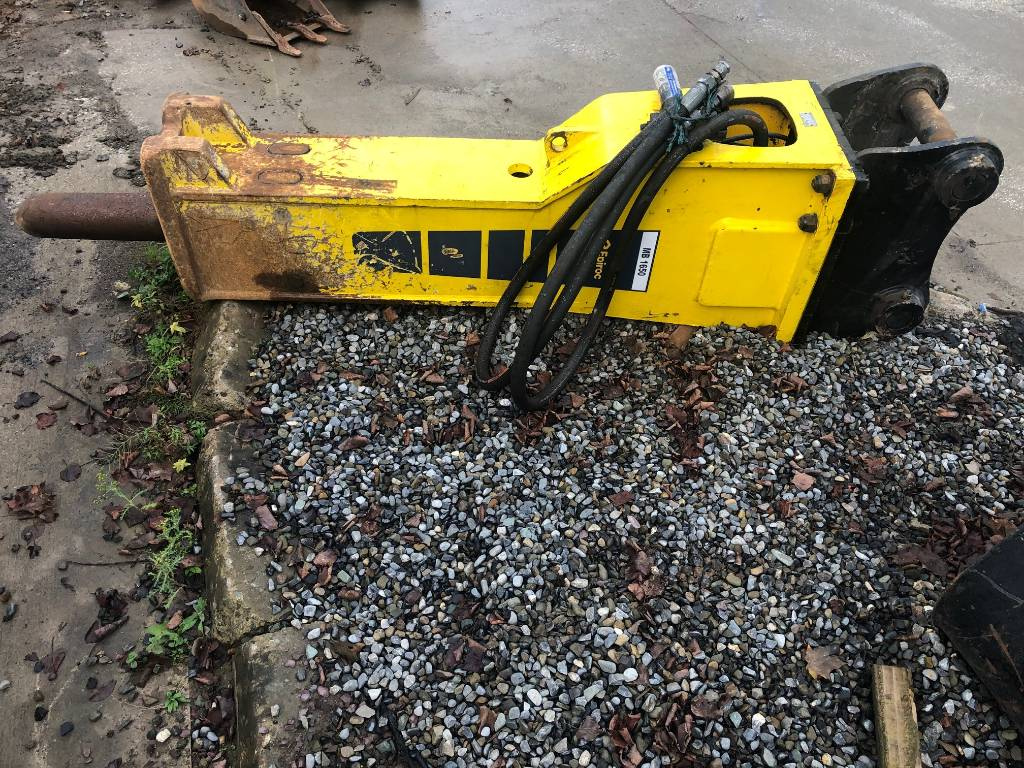 Atlas Copco MB1700 Rockbreaker suit 20 Ton Exc, Hammers / Breakers, Construction Equipment