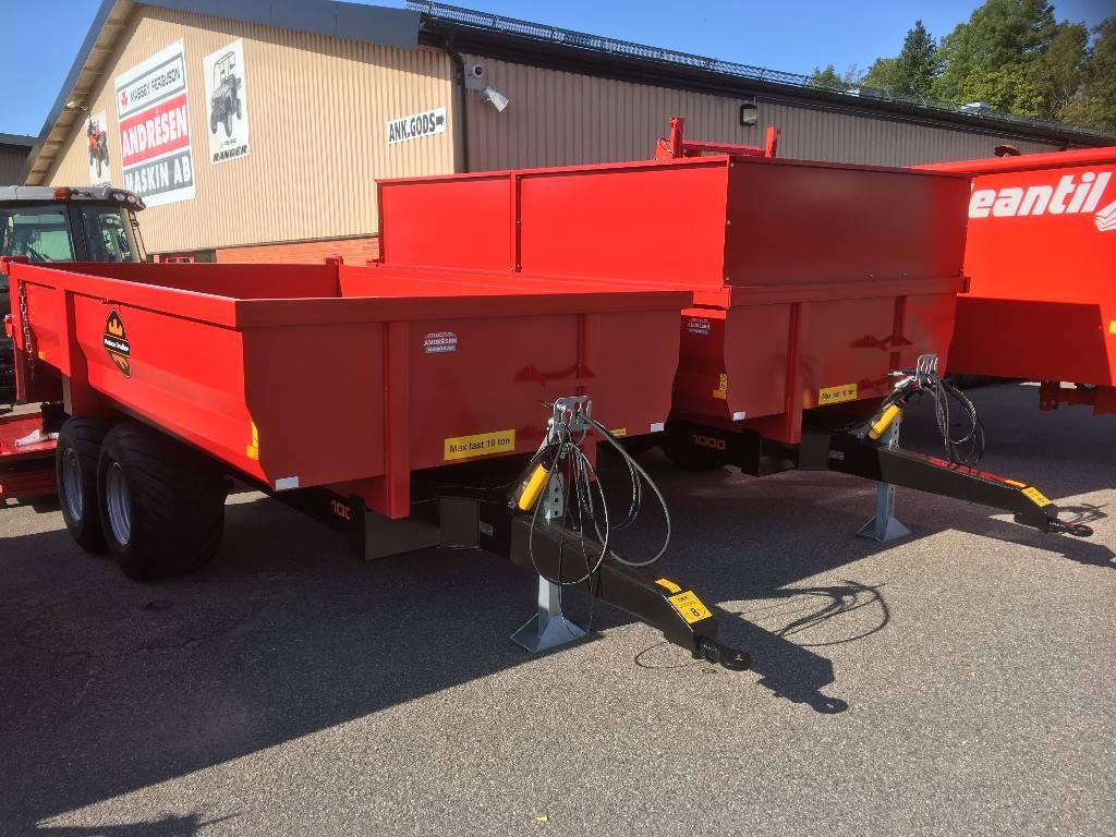 Palmse D1000, Övriga vagnar, Lantbruk