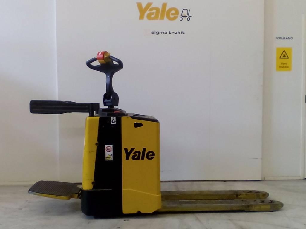 Yale MP20X, Lavansiirtotrukit, Materiaalinkäsittely