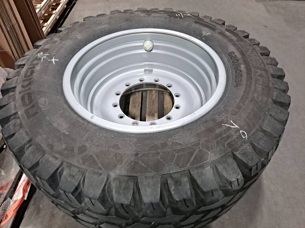 Nokian Ground kare LÄNNEN 8800, Tyres, wheels and rims, Construction