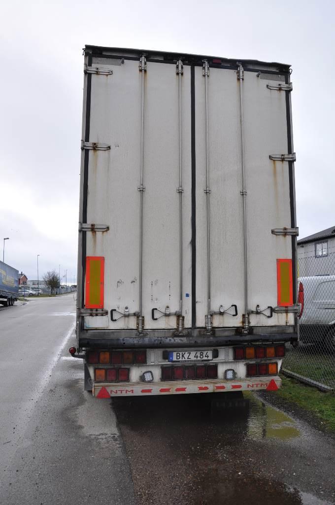 NTM TYP UTP-39L, Skåpsläp, Transportfordon