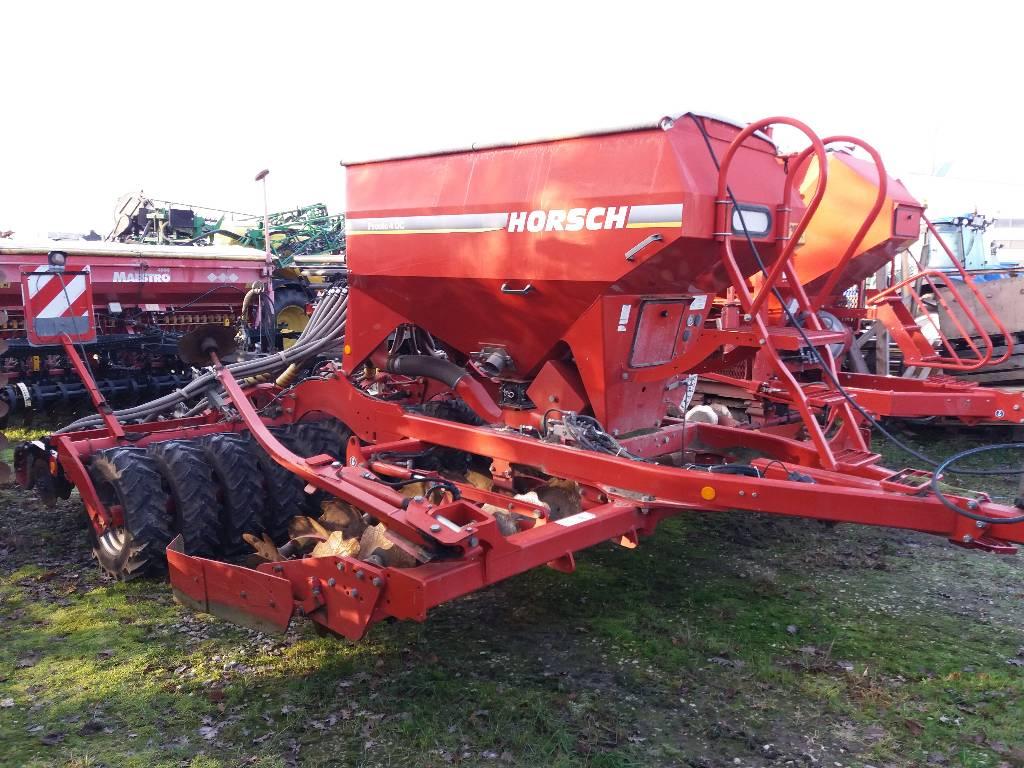 Horsch Pronto 4 DC, Külvikud, Põllumajandus