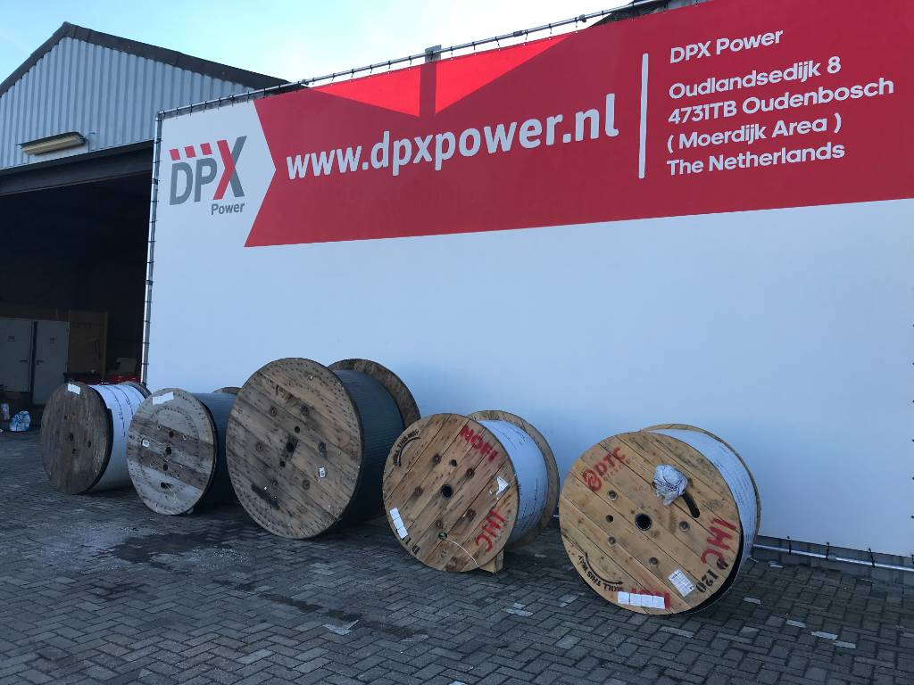 [Other] Copper cable 1 x 120 mm2 - DPX-28205, Anders, Bouw