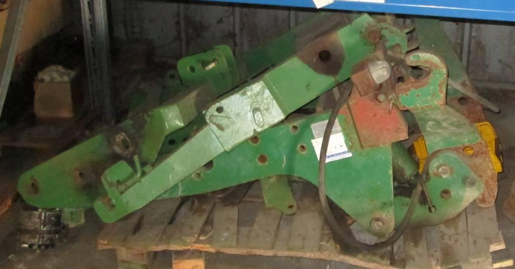 John Deere 283, Autres équipements pour tracteur, Agricole