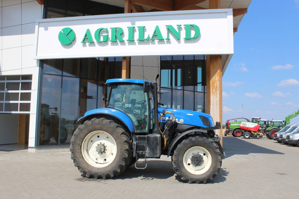 New Holland T 7.235, Traktorid, Põllumajandus