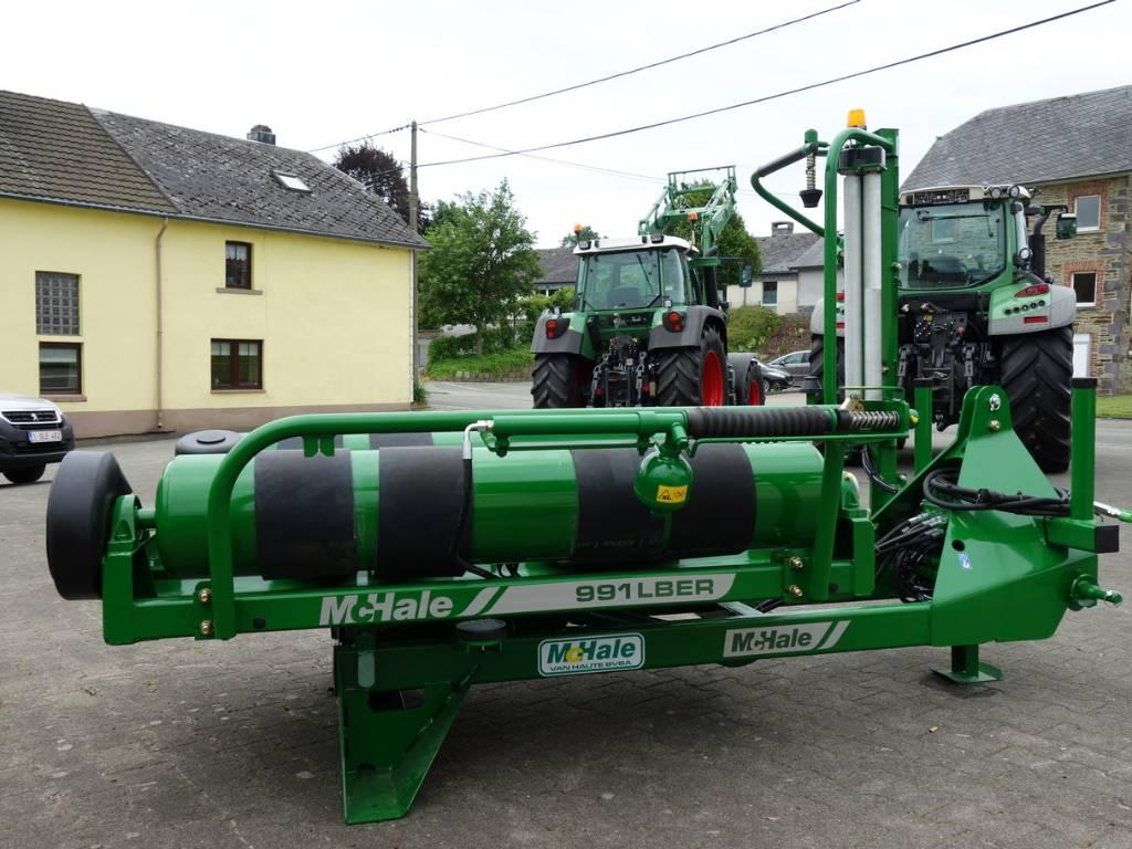 McHale 991 L B E R, Autres matériels de fenaison, Agricole