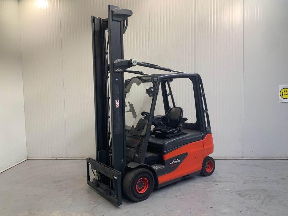 Linde E30 L 387 Serie, Electric Forklifts, Material Handling