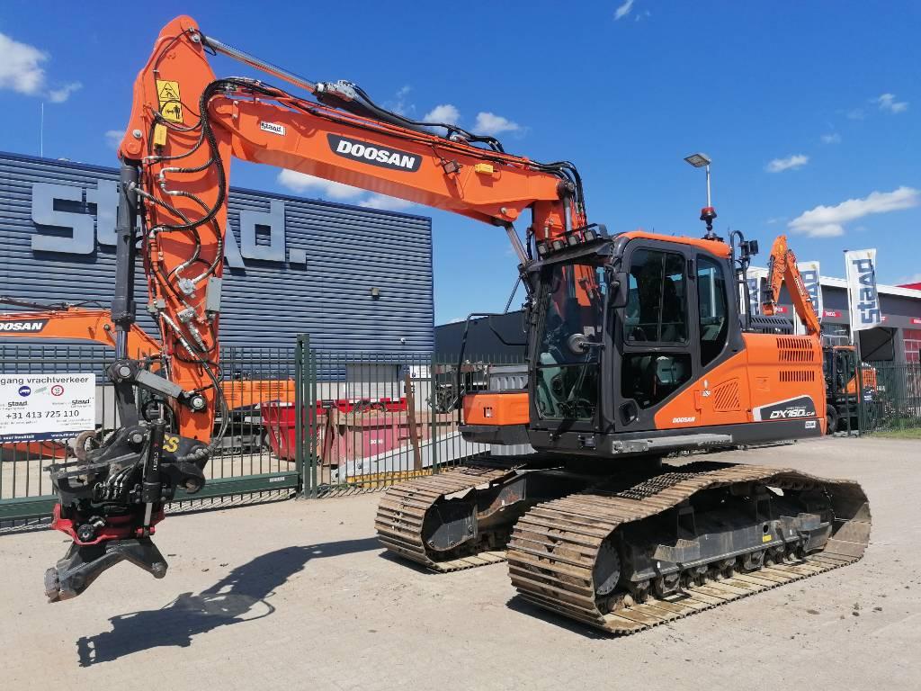 Doosan DX160LC-5 Rupsgraafmachine, Crawler Excavators, Construction Equipment