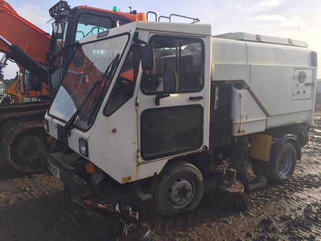 Scarab Sweeper, Other, Construction