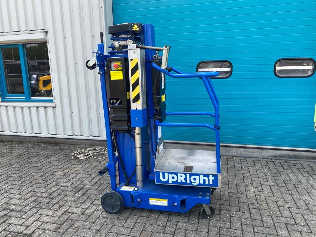 UpRight UL25, Eenpersoons hoogwerker, 9,5 meter, Personenliften en invalideliften, Bouw
