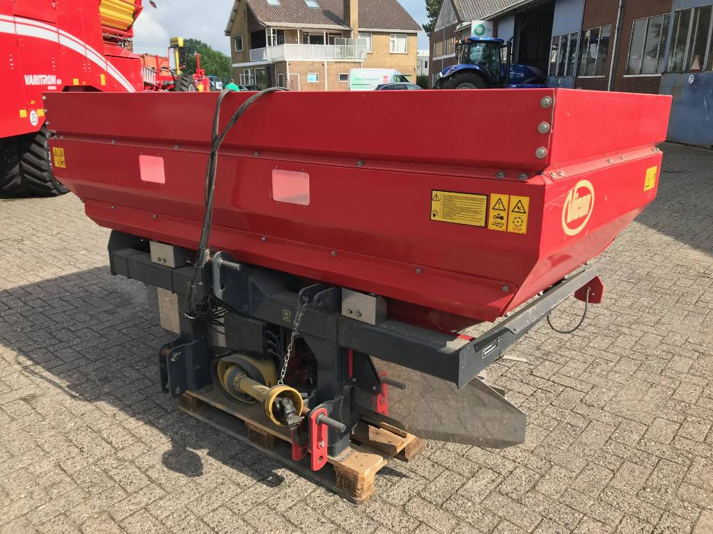 Vicon RS-EDW 1650 weegstrooier, Kunstmestverspreider, All Used Machines