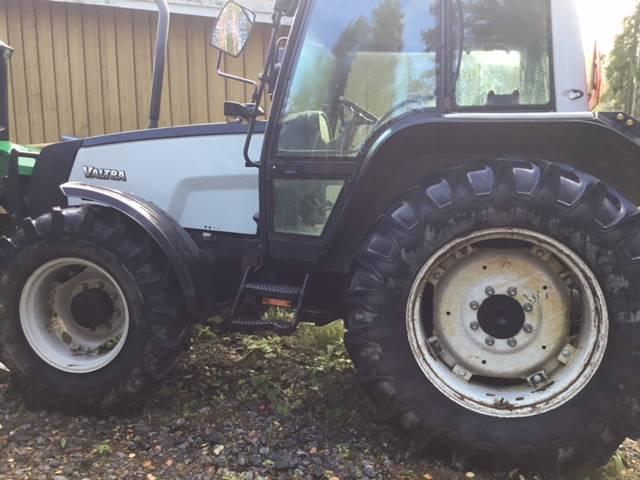 Valtra 6300, Traktorit, Maatalous