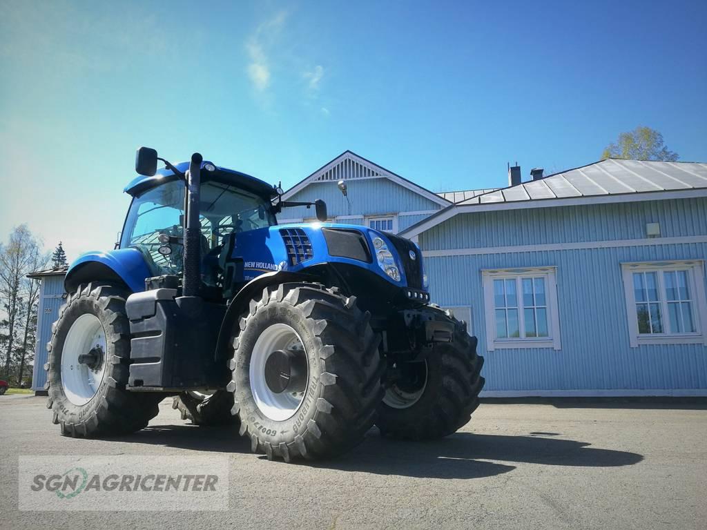 New Holland T8.390 PC, Traktorit, Maatalous