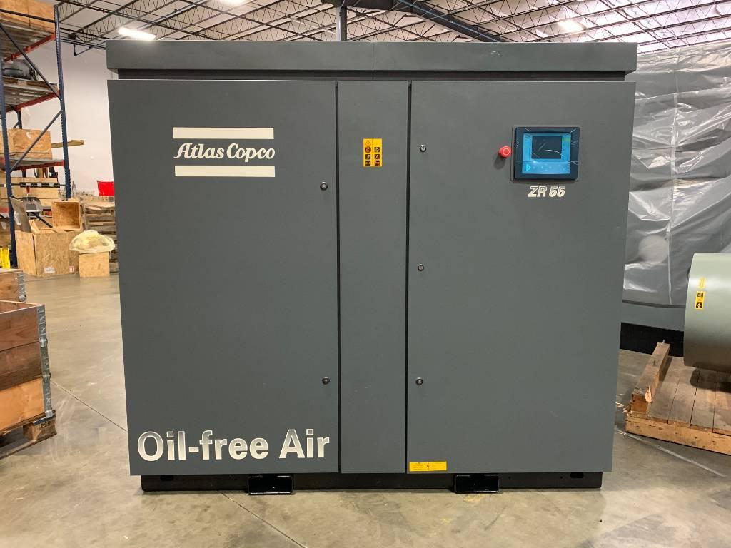 Atlas Copco ZR 55, Compressors, Industrial