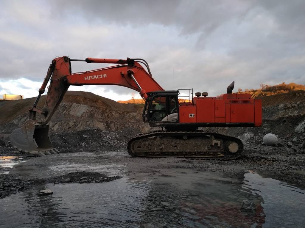 Hitachi ZX 870 LC H-5 B, Crawler Excavators, Construction Equipment