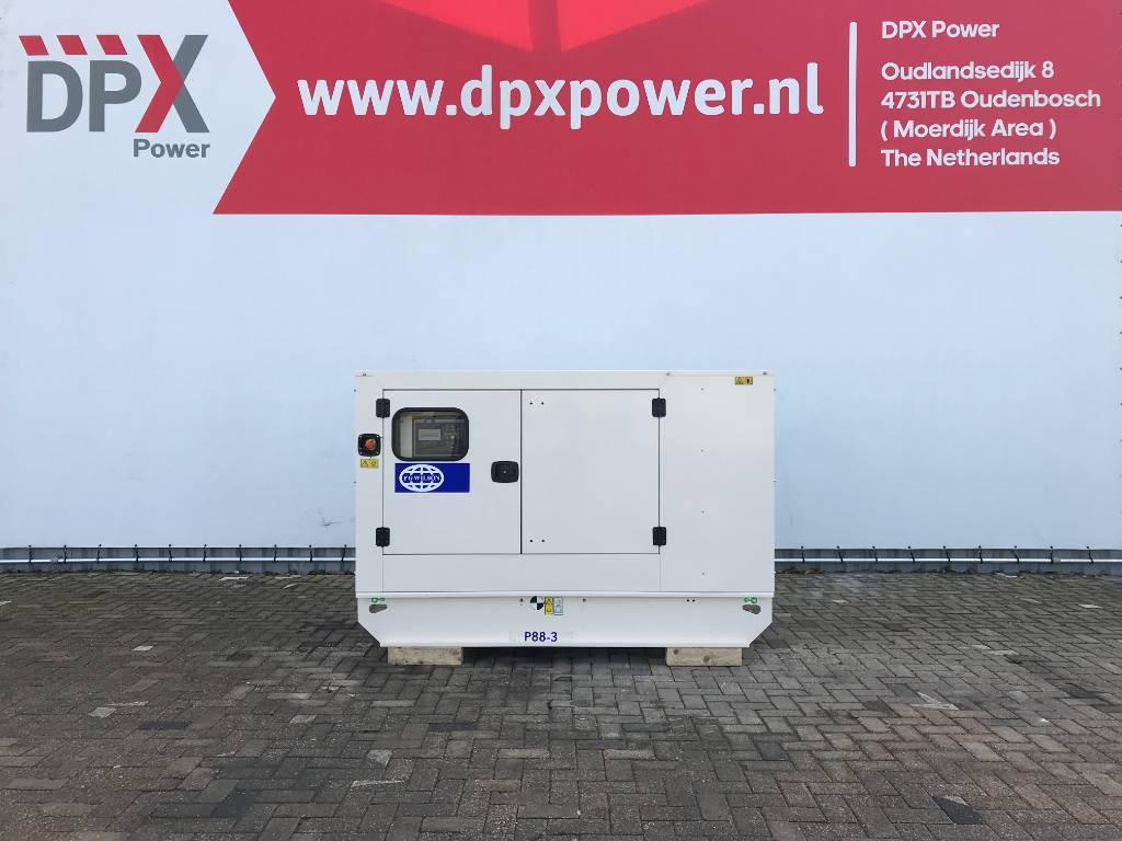 FG Wilson P88-3 - 88 kVA Generator - DPX-16007, Diesel generatoren, Bouw