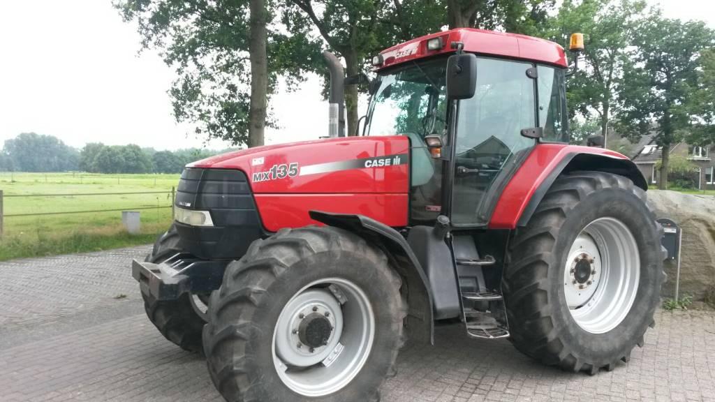 Case IH MX135, Tractoren, Landbouw