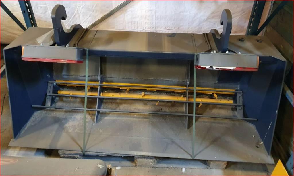 Drivex Sandskopa SS 550, Buckets, Construction Equipment