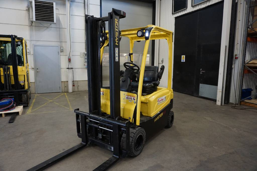 Hyster J1.8 XN, Electric counterbalance Forklifts, Material Handling