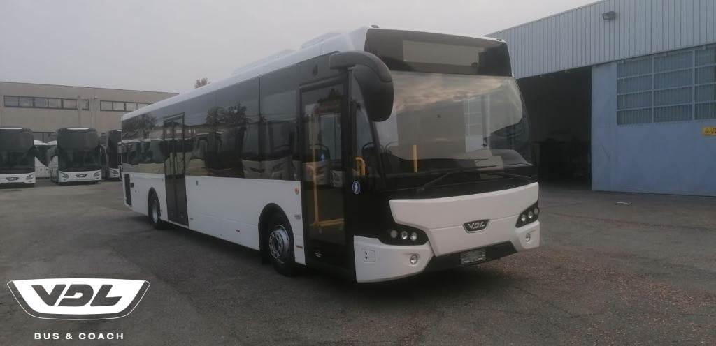 VDL Citea LLE-120/255, Градски автобуси, Превозни средства