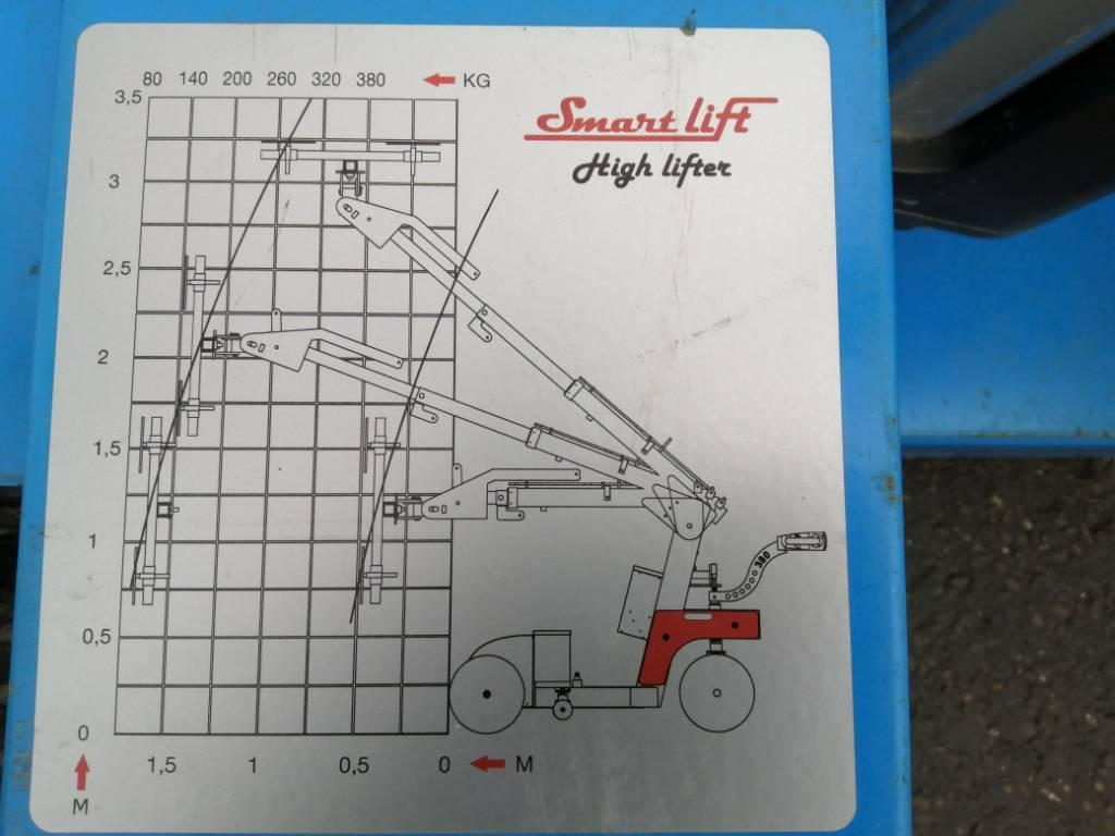 SMARTLIFT SL 380, Overige hijsinrichtingen, Bouw