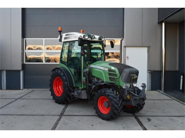 Fendt 211 VA Vario Smalspoortractor, Tractoren, Landbouw