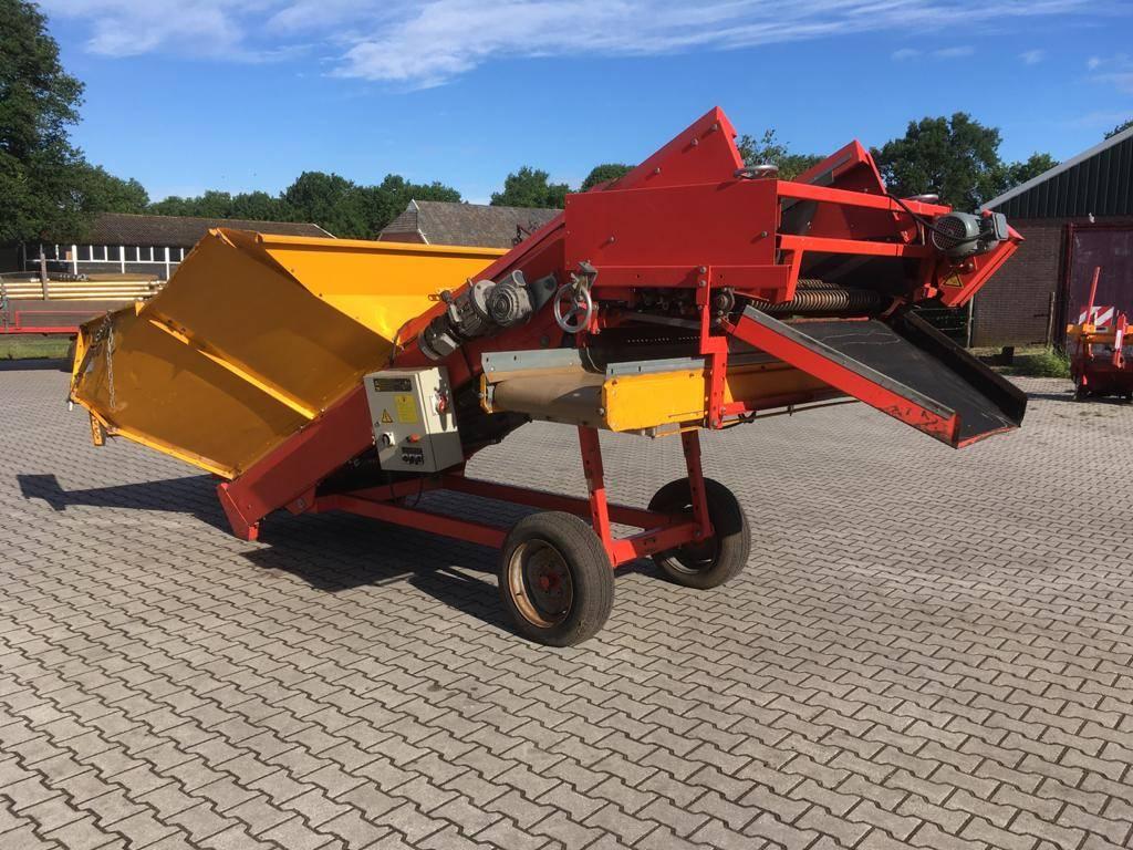 Climax CSB 400, Aardappel materieel - Overigen, Landbouw