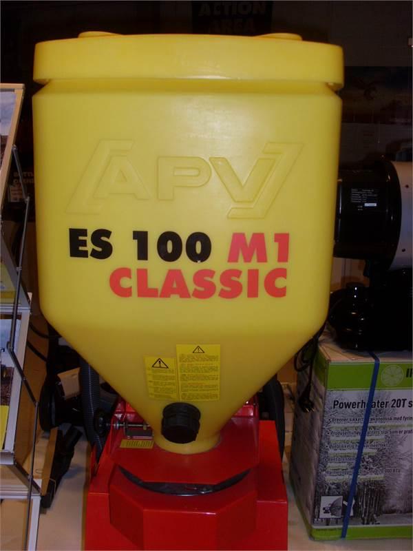 APV ES 100 M1 Classic, Sette- og Plantemaskiner, Landbruk
