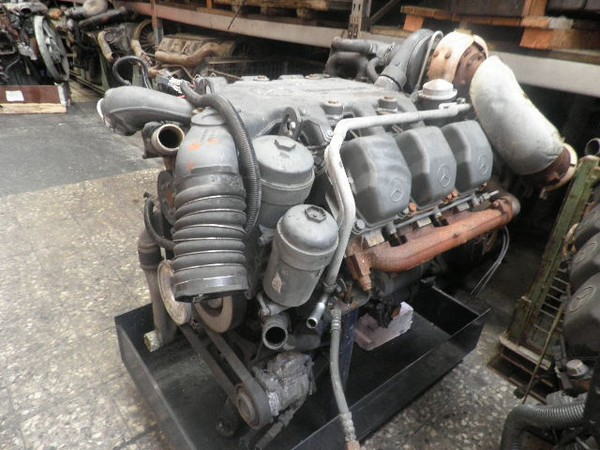 Used mercedes benz actros engines year 2005 for sale for Mercedes benz rebuilt engines