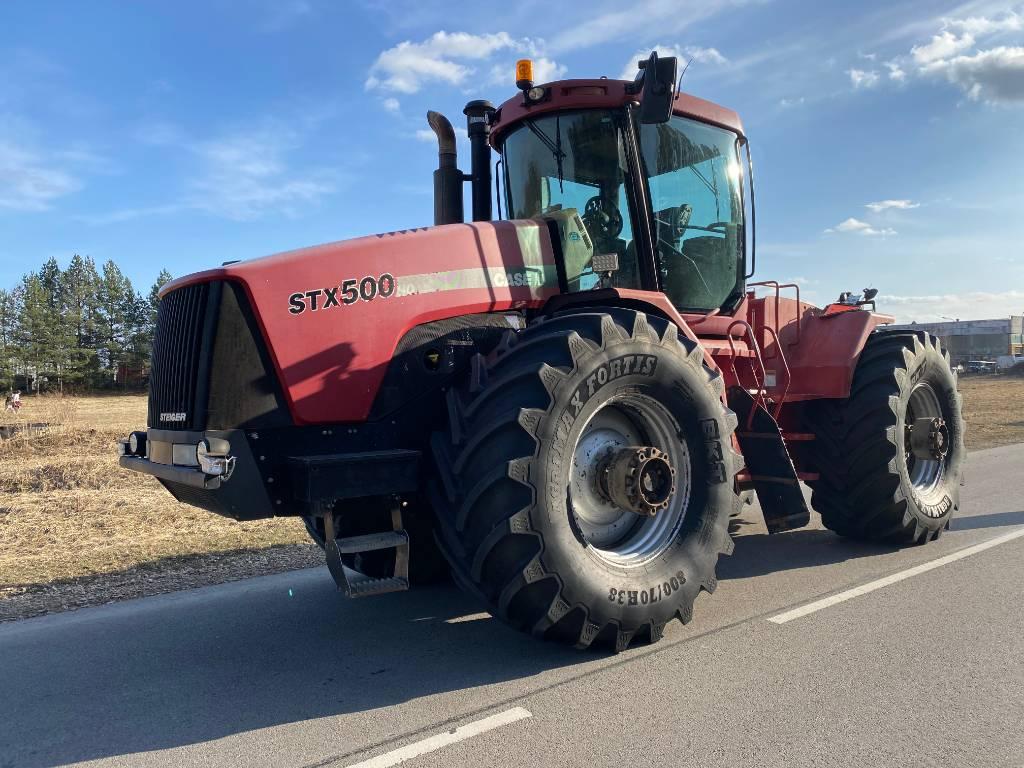 Case IH STX 500, Traktoriai, Žemės ūkis