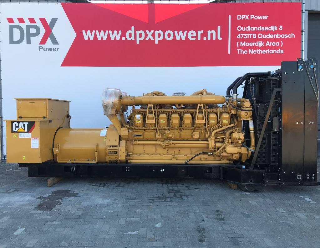 Caterpillar 3516B HD - 2.500 kVA Generator - DPX-18107, Diesel generatoren, Bouw