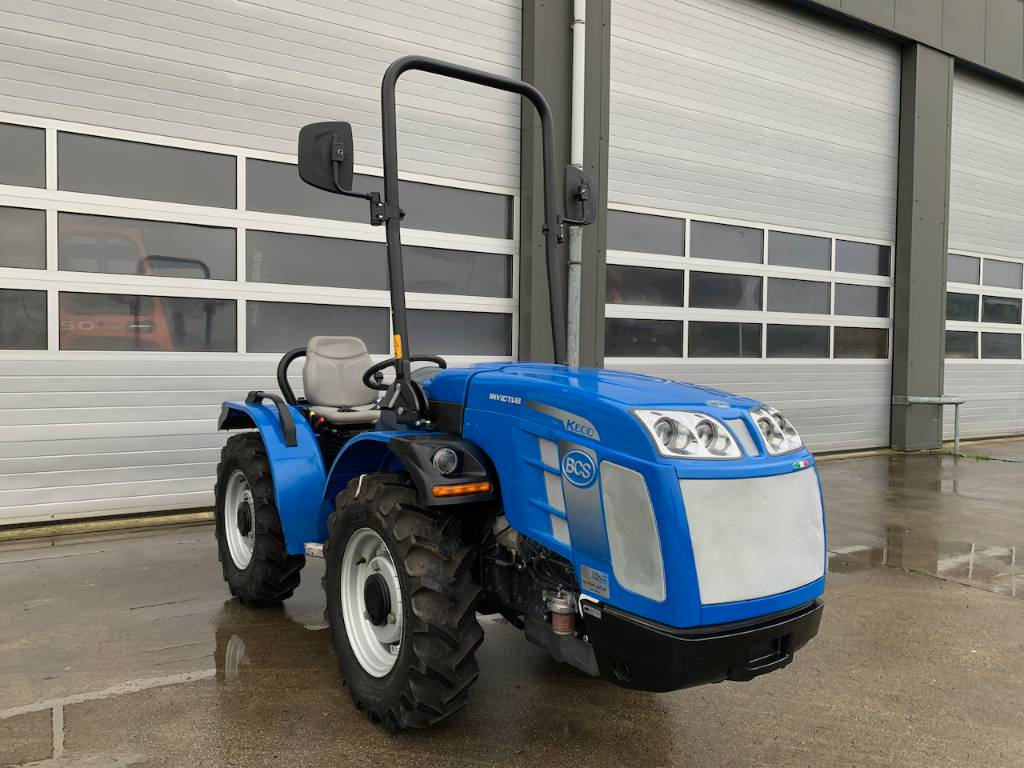 BCS Invictus K600 AR mono, Tractoren, Werktuigen