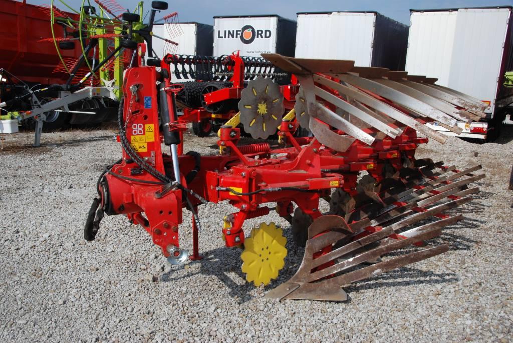 Pöttinger Servo 45 S, Pöördadrad, Põllumajandus