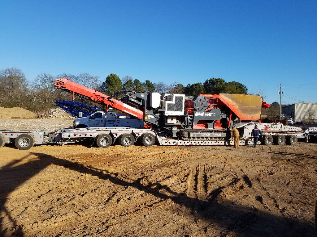 Sandvik QJ341+, Crushers, Construction Equipment