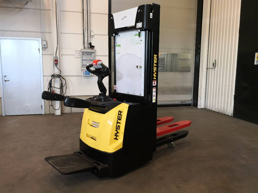 Hyster S 1.2S IL, Pedestrian stacker, Material Handling