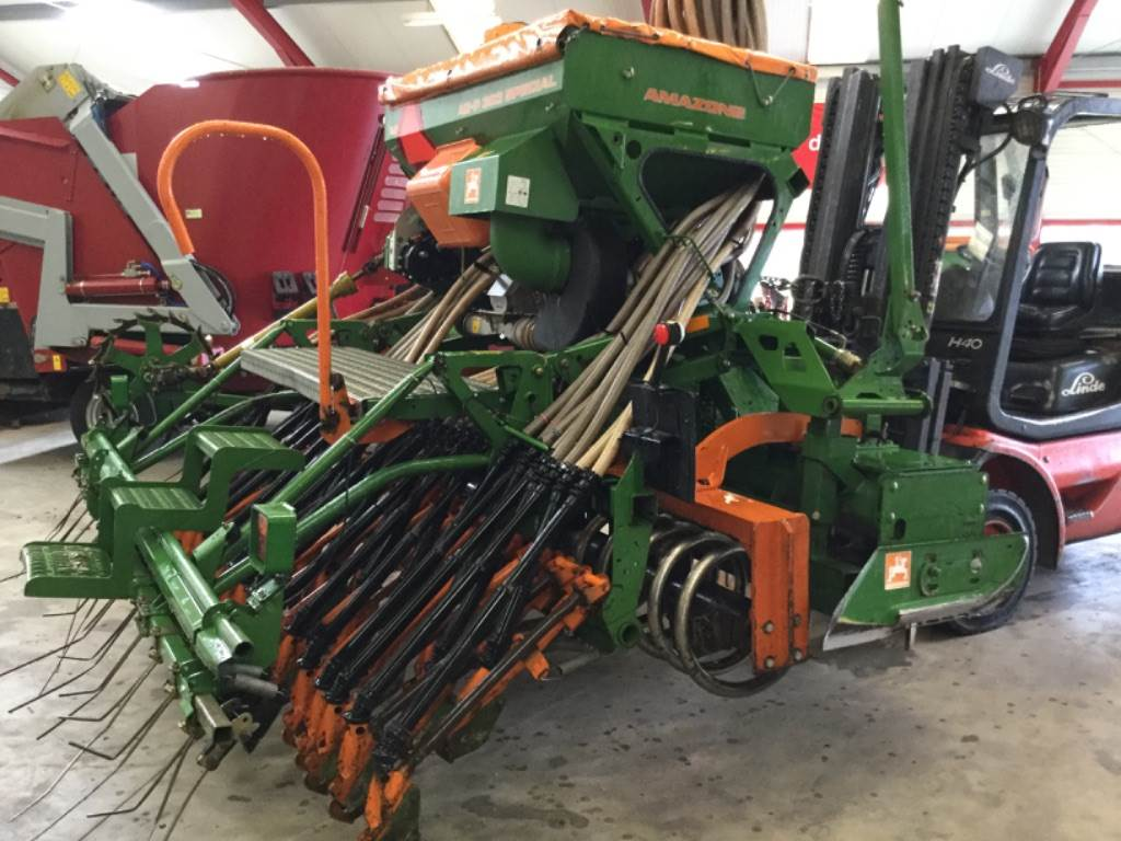 Amazone ADP 303 special KE 303, Drills, Agriculture