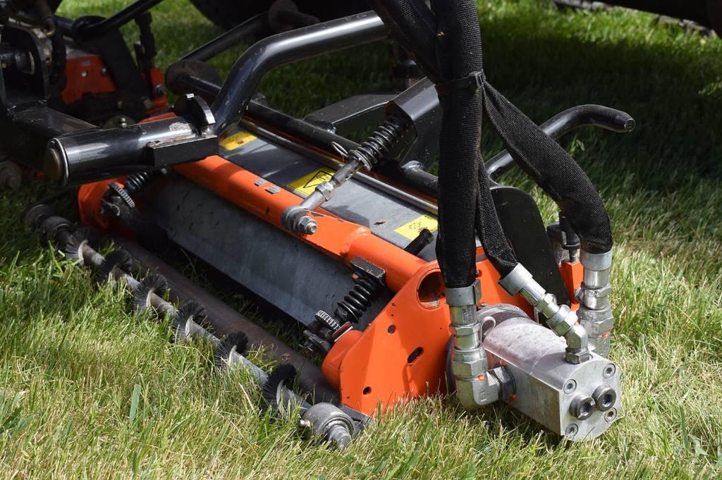 Jacobsen LF550, Fairway-gräsklippare, Grönytemaskiner