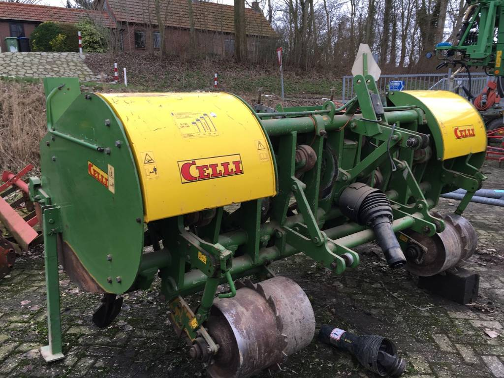 Celli G190/310, Rotorkopeggen / rototillers, All Used Machines